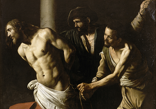 La Flagellation du Christ à la colonne