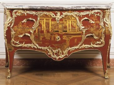 commode chinoiserie