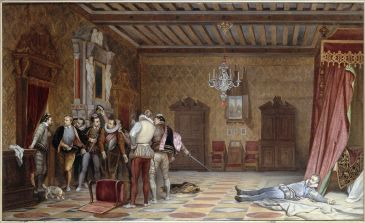 Assassinat du duc de Guise
