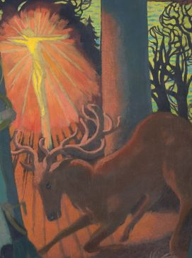 Le Miracle Le cerf Maurice Denis (1870-1943)