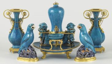 Objets de la collection de Marie-Antoinette